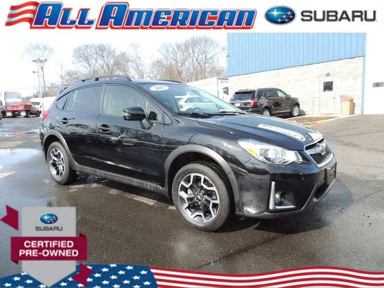 Certified Used 2017 Subaru Crosstrek Limited Awd SUV JF2GPANC6H8261330 in Old Bridge, New Jersey