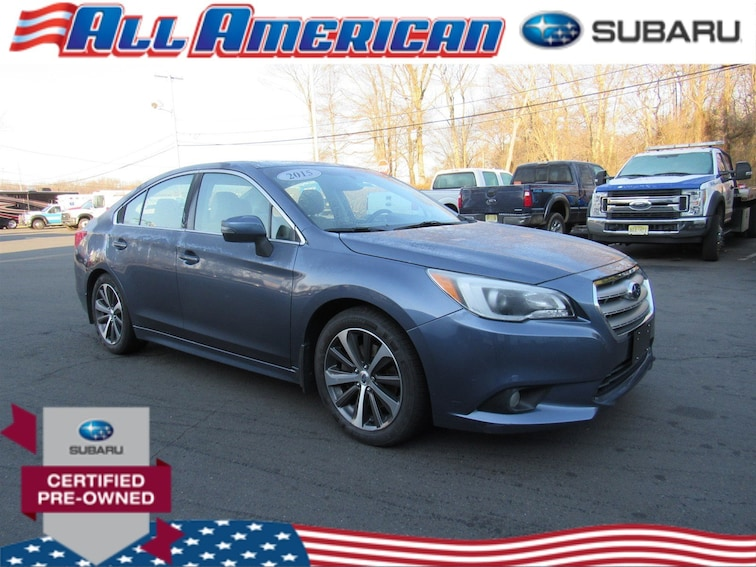 Certified Used 2015 Subaru Legacy 3.6R Limited AWD Sedan 4S3BNEL65F3010831 in Old Bridge, New Jersey