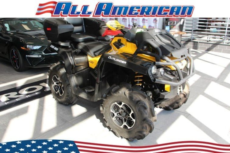 Used 2014 Can Am Outlander Quad Old Bridge New Jersey