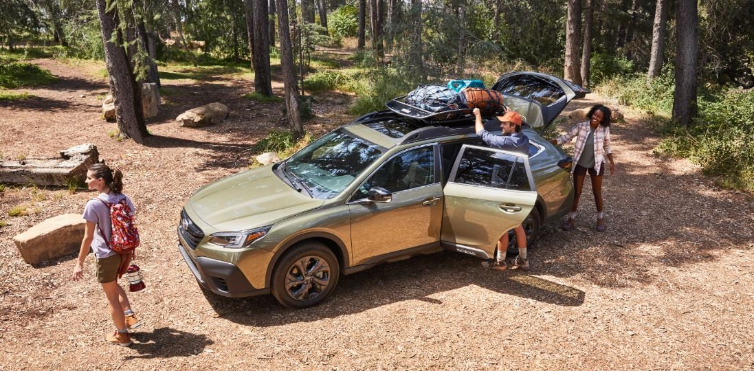 best car for families - Subaru Outback