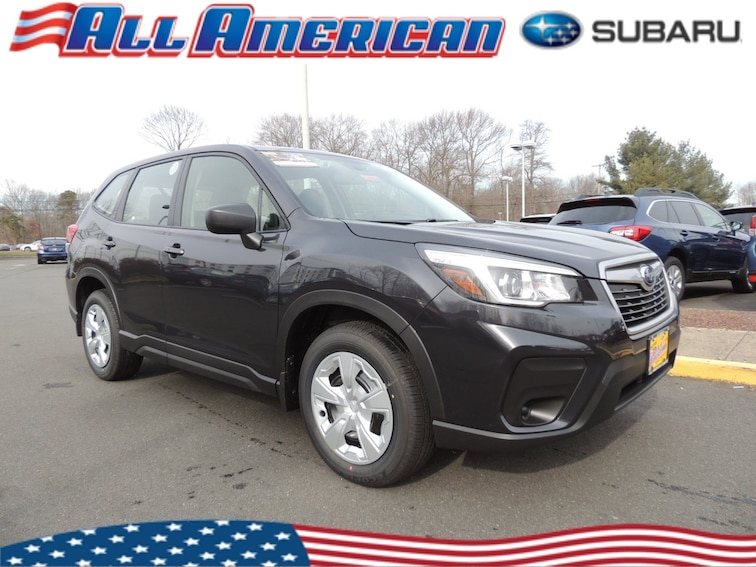New 2019 Subaru Forester 2.5I SUV in Old Bridge, New Jersey
