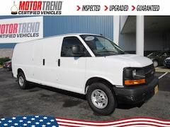 2016 Chevrolet Express 2500 Work Van Van Extended Cargo Van