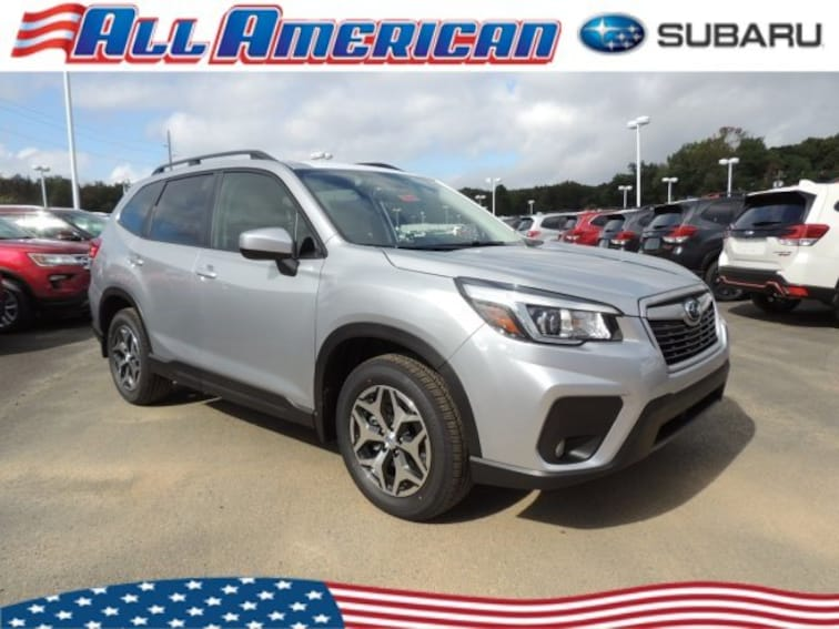 New 2019 Subaru Forester Premium SUV in Old Bridge, New Jersey