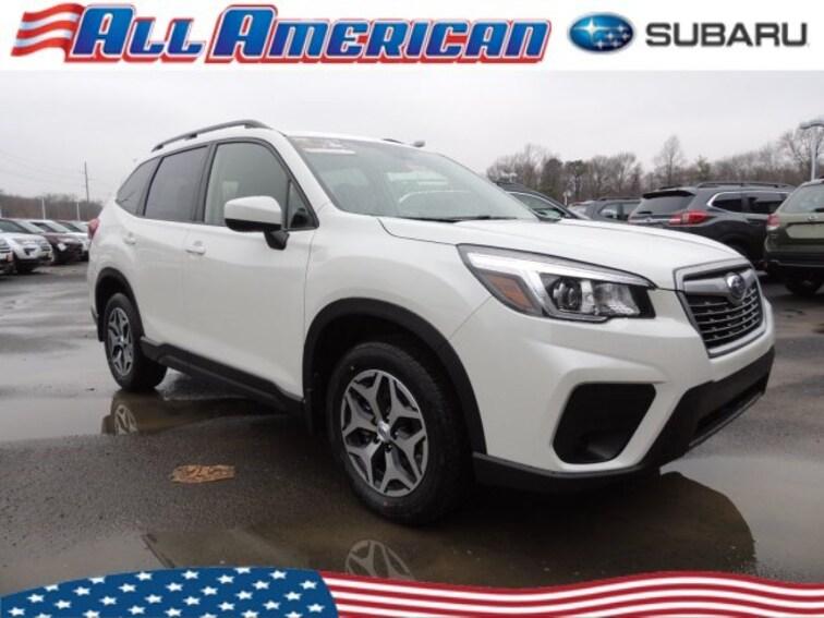New 2019 Subaru Forester Premium SUV in Old Bridge, New Jersey
