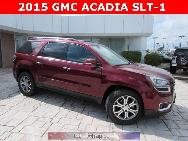 2015 GMC Acadia SLT-1 SUV