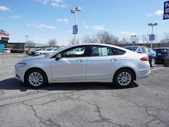 New Vehicles for sale 2018 Ford Fusion S S  Sedan in Laurel, MD