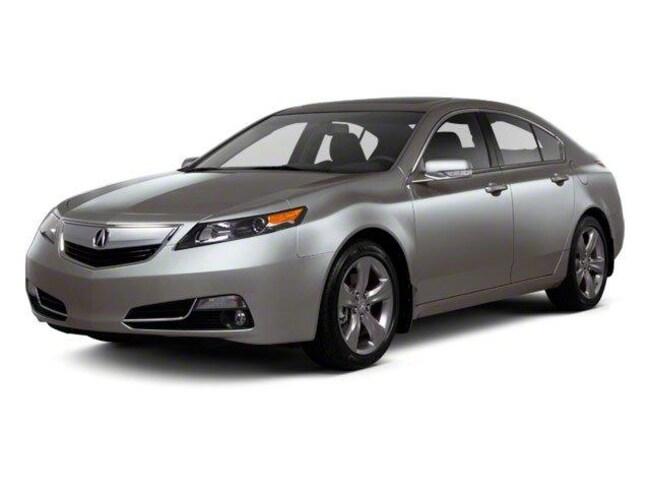 2012 Acura TL Advance Auto Sedan