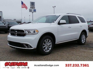 New 2019 Dodge Durango SXT PLUS RWD Sport Utility in Lafayette, LA
