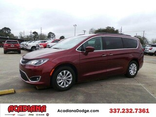 Pre-Owned 2018 Chrysler Pacifica Touring Plus Touring Plus FWD in Lafayette, LA