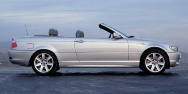 2005 BMW 3 Series 325Ci Convertible
