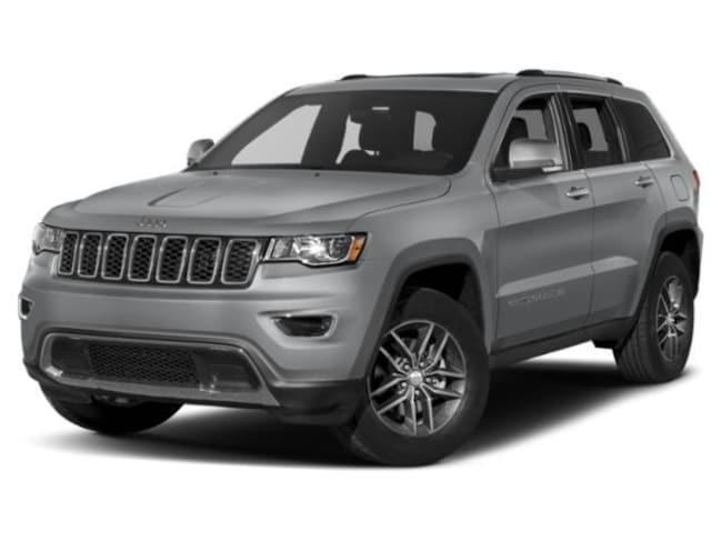 New 2019 Jeep Grand Cherokee LIMITED X 4X2 Sport Utility Lafayette, LA