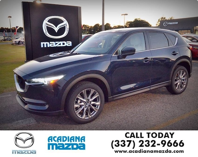 New 2019 Mazda Mazda CX-5 Grand Touring SUV Lafayette, LA