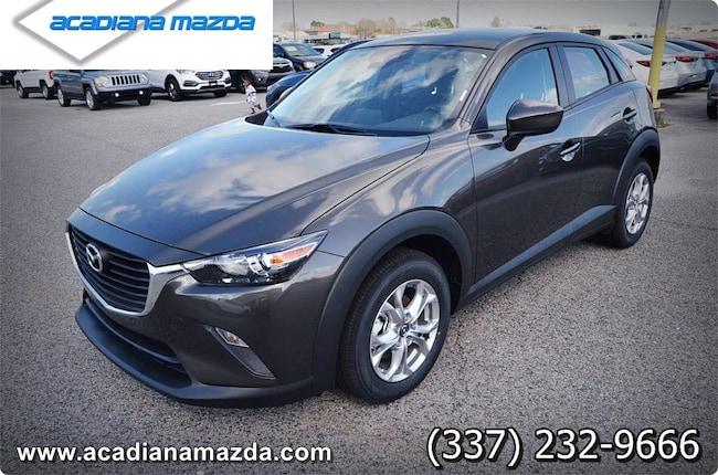 New 2018 Mazda Mazda CX-3 Sport SUV Lafayette, LA