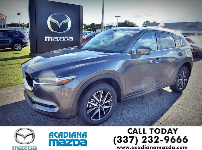 New 2018 Mazda Mazda CX-5 Grand Touring SUV Lafayette, LA