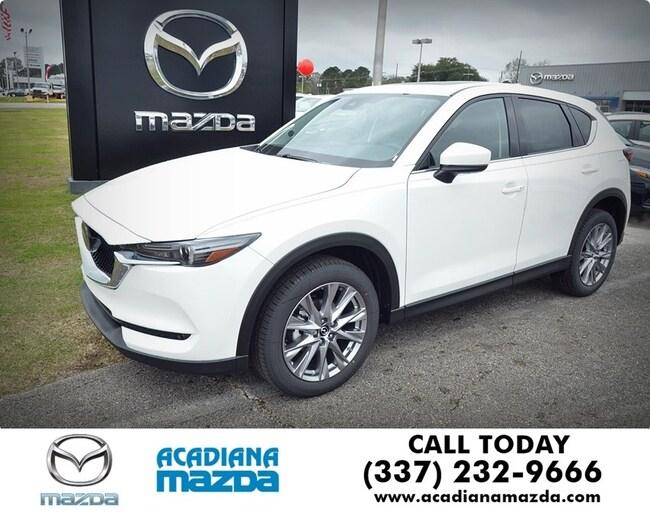 New 2019 Mazda Mazda CX-5 Grand Touring SUV Lafayette, LA
