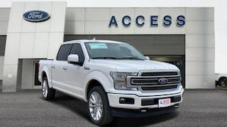 2019 Ford F-150 Limited Truck SuperCrew Cab Corpus Christi, TX