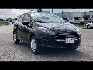 New 2019 Ford Fiesta S Sedan Corpus Christi, TX