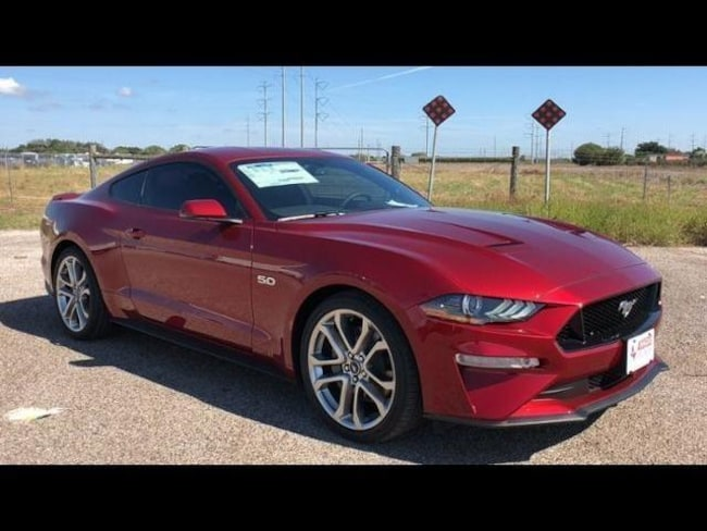 New 2019 Ford Mustang GT Premium Coupe Corpus Christi, TX