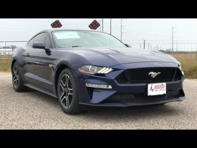 New 2019 Ford Mustang GT Coupe Corpus Christi, TX