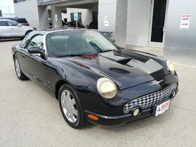 Used 2003 Ford Thunderbird Premium Convertible Corpus Christi, TX