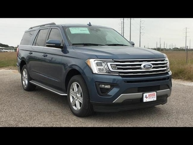 New 2019 Ford Expedition Max XLT MAX SUV Corpus Christi, TX