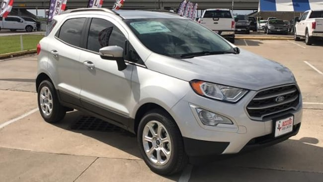 New 2018 Ford EcoSport SE SUV Corpus Christi, TX