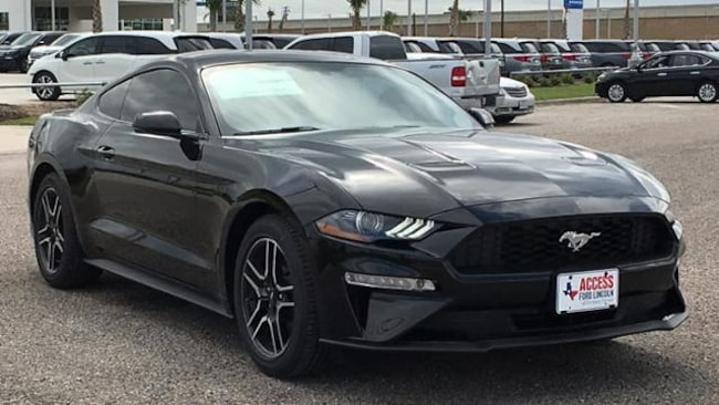 New 2019 Ford Mustang Ecoboost Premium Coupe Corpus Christi, TX