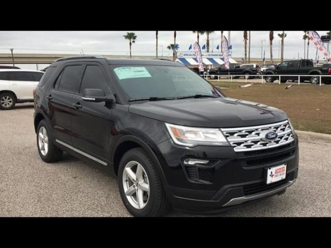 New 2019 Ford Explorer XLT SUV Corpus Christi, TX