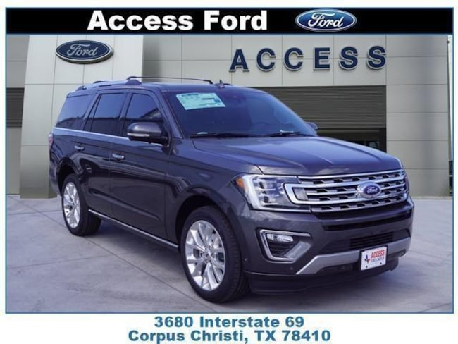 New 2018 Ford Expedition Limited SUV Corpus Christi, TX