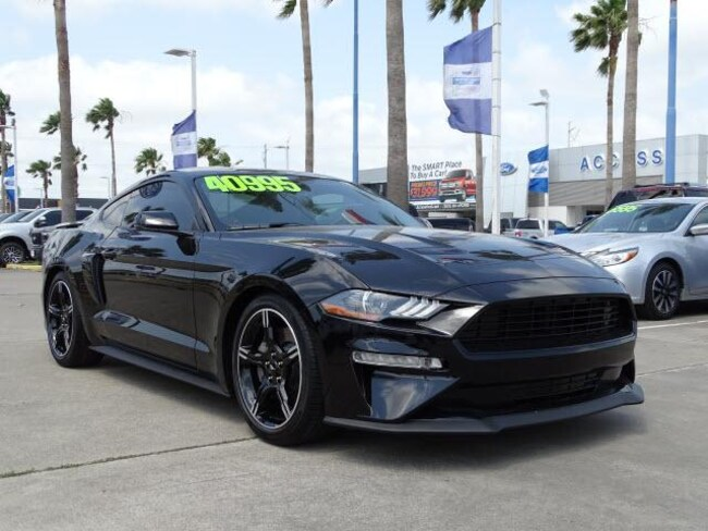 Used 2019 Ford Mustang GT Premium Fastback Coupe Corpus Christi, TX
