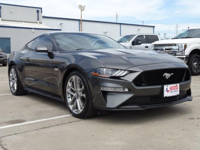 Used 2018 Ford Mustang GT Premium Fastback Coupe Corpus Christi, TX