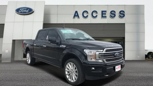 New 2019 Ford F-150 Limited Truck SuperCrew Cab Corpus Christi, TX