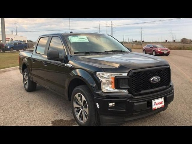 New 2019 Ford F-150 XL Truck SuperCrew Cab Corpus Christi, TX