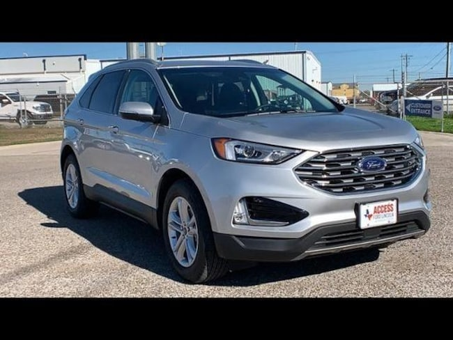 New 2019 Ford Edge SEL FWD SUV Corpus Christi, TX