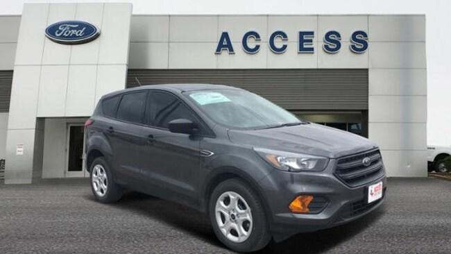 New 2019 Ford Escape S SUV Corpus Christi, TX