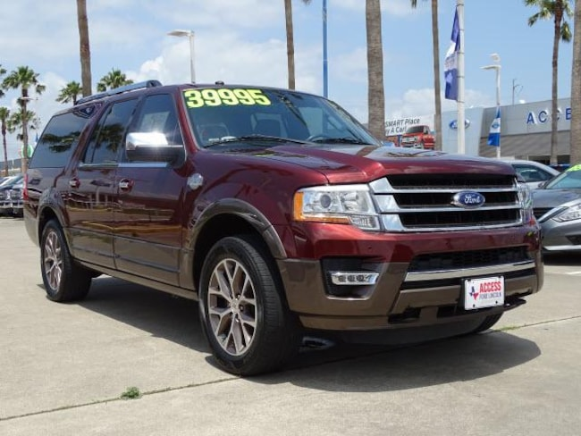 Used 2016 Ford Expedition EL 4WD 4dr King Ranch SUV Corpus Christi, TX