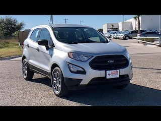 New 2019 Ford EcoSport S SUV Corpus Christi, TX