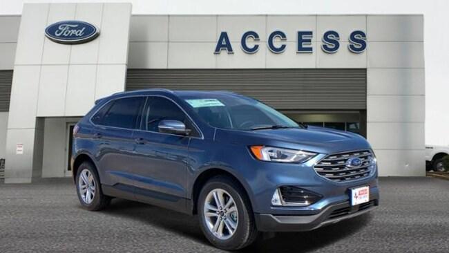 New 2019 Ford Edge SEL SUV Corpus Christi, TX