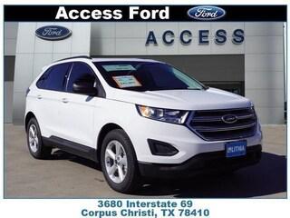 New 2018 Ford Edge SE SUV Corpus Christi, TX