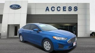 2019 Ford Fusion S Sedan Corpus Christi, TX