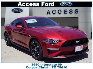 New 2019 Ford Mustang Ecoboost Coupe Corpus Christi, TX