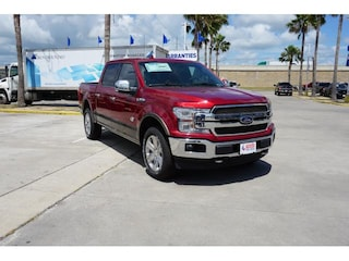 New 2019 Ford F-150 King Ranch Truck SuperCrew Cab Medford, OR