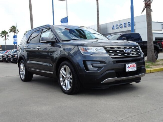 Used 2016 Ford Explorer FWD 4dr Limited SUV Corpus Christi, TX