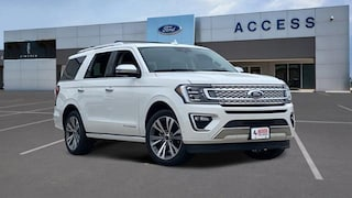 New 2020 Ford Expedition Platinum SUV Corpus Christi, TX