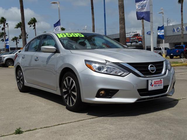 Used 2018 Nissan Altima 2.5 SV Sedan Sedan Corpus Christi, TX