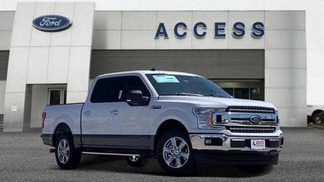 New 2019 Ford F-150 XLT Truck SuperCrew Cab Corpus Christi, TX