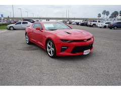 Used 2017 Chevrolet Camaro 1SS Coupe
