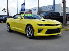 Used 2017 Chevrolet Camaro SS w/1SS Convertible