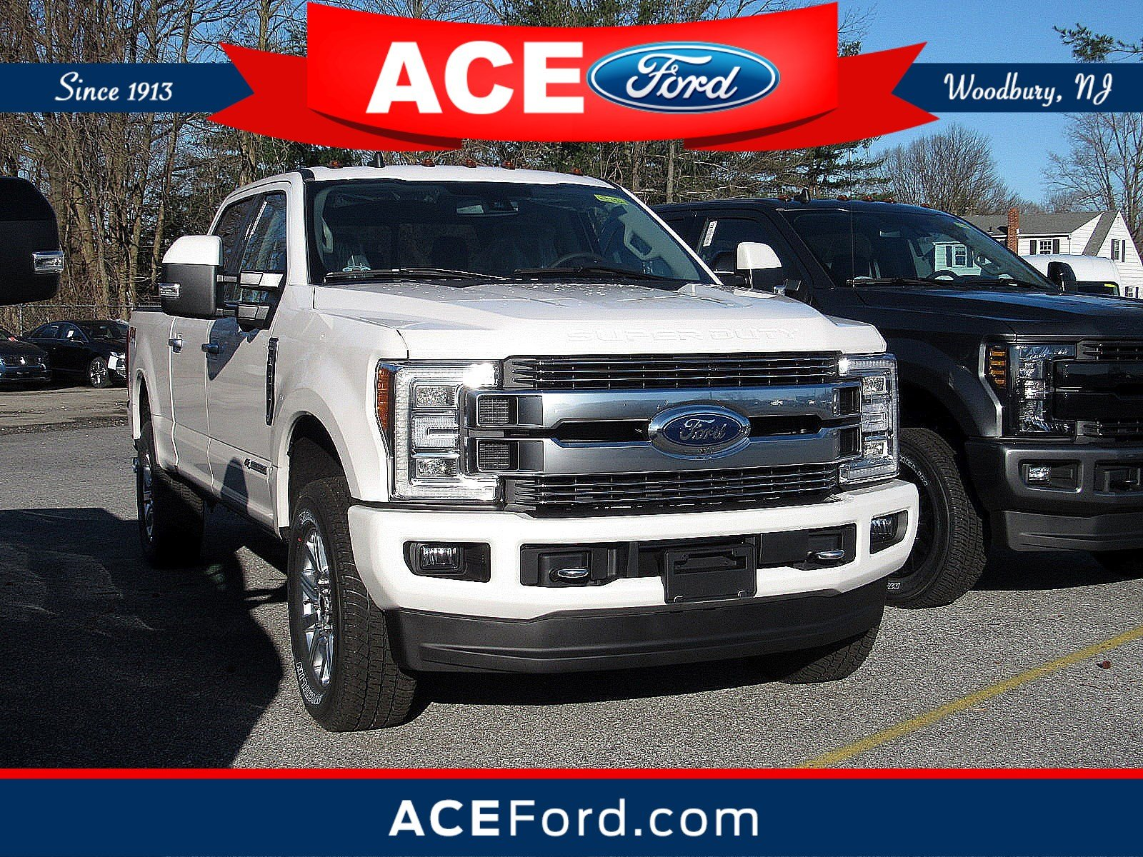 2019 Ford Superduty F-250 Limited Truck