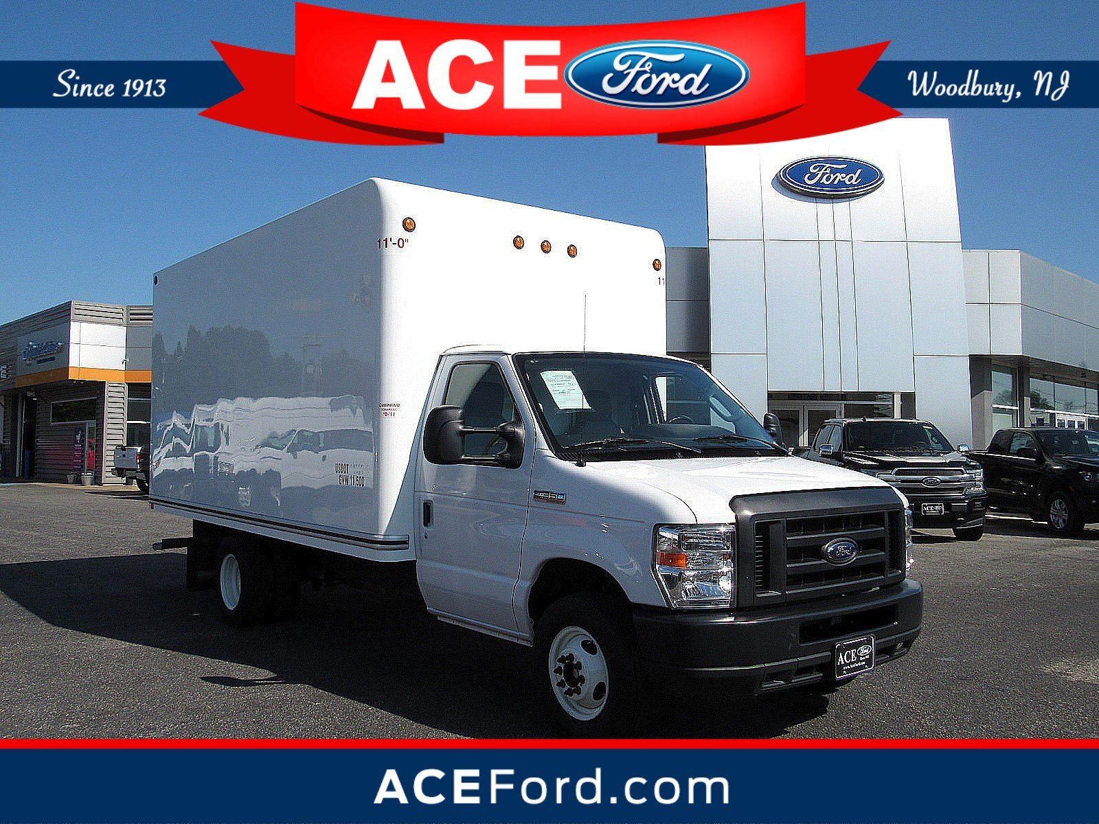 Used 2019 Ford Econoline 350 Cutaway For Sale at Ace Ford